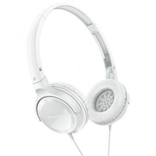 cadeau-comité-entreprise-casque-audio-filaire-pioneer-blanc
