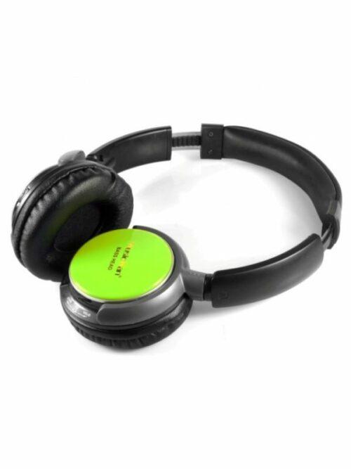 cadeau-entreprise-pas-cher-casque-mp3-noir-et-vert-fluo
