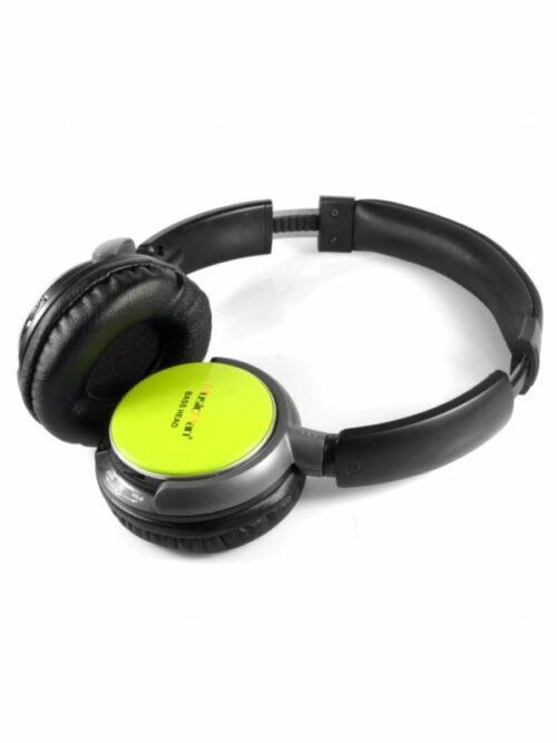coffret-cadeau-fin-d-année-casque-mp3-noir-et-jaune-fluo
