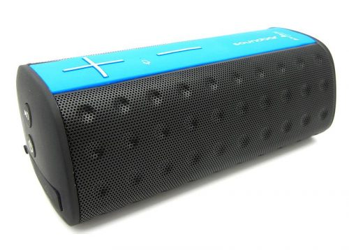 Enceinte Bluetooth Bleue