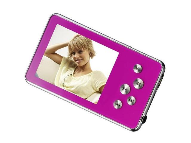 cadeaux-d-affaires-haut-de-gamme-lecteur-mp4-rose-fushia