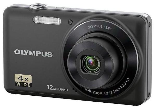 objet-publicitaire-personnalisé-pas-cher-appareil-photo-olympus-noir-12-mp