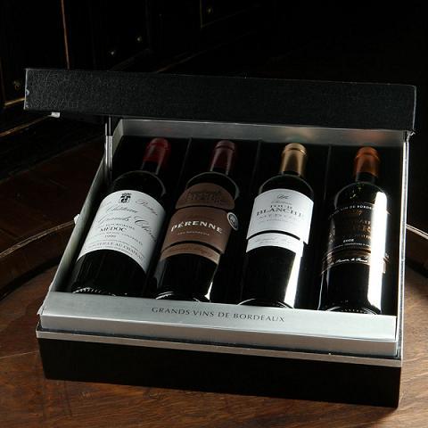 cadeau ce entreprise vin