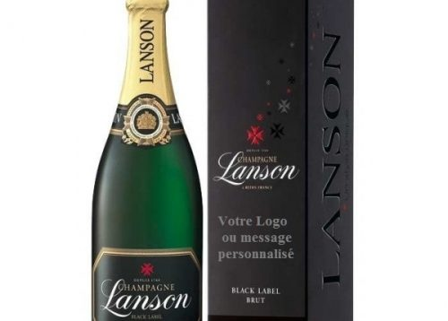 Coffret Champagne Lanson
