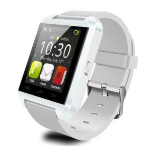 cadeau-publicitaire-montre-telephone-smart-watch-blanche