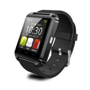 objet-entreprise-montre-telephone-smart-watch-noire