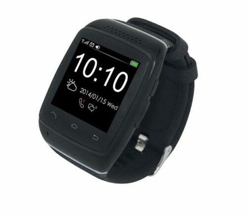objet-personnalisés-montre-connectee-logicom-noire