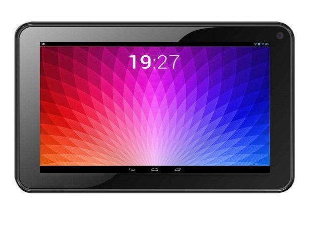 cadeau-d-entreprise-fin-d-année-tablette tactile noire 7 pouces