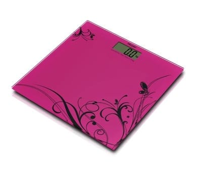 cadeau-affaire-balance-electronique-slim-rose-fushia