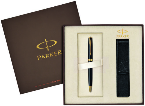 cadeau-noel-entreprise-parure-stylo-bille-parker-sonnet