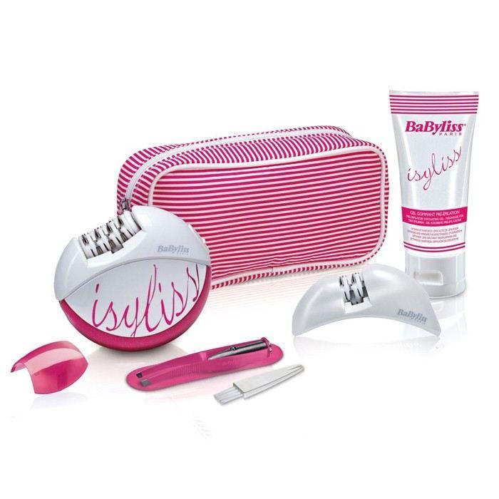 objets-publicitaires-epilateur-babyliss-rose-et-blanc