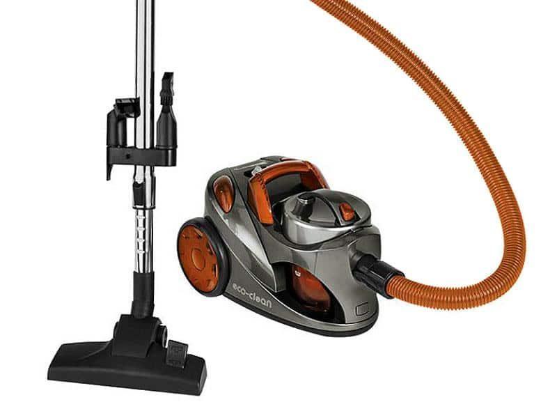 l-objet-de-la-communication-aspirateur-eco-gris-et-orange