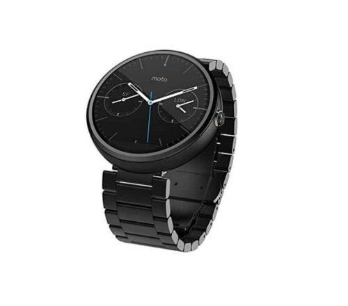 cadeau-comité-entreprise-montre-telephone-motorola-noire-metal