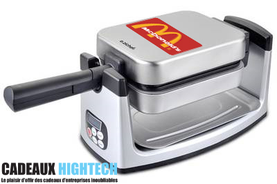 cadeau-high-tech-noel-gaufrier-zichef-semi-pro-metal-personnalise