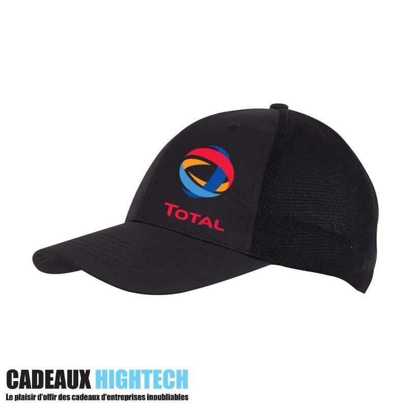idee-cadeau-pour-salaries-casquette-6-segments-fashion-noire-avec-logo