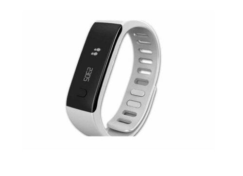 objets-publicitaires-pas- cher-bracelet- connecte-gris