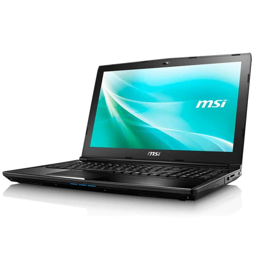 PC portable MSI noir 15,6 pouces - Cadeau entreprise pas cher 3e1650e91e26