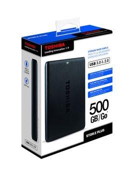 Toshiba Store Plus 2.5″ 500 GO