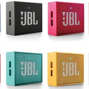 Cadeau entreprise Enceinte bluetooth JBL 8 couleurs