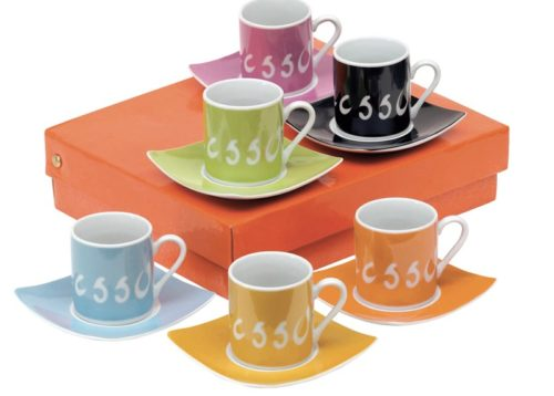 Set de tasses expresso