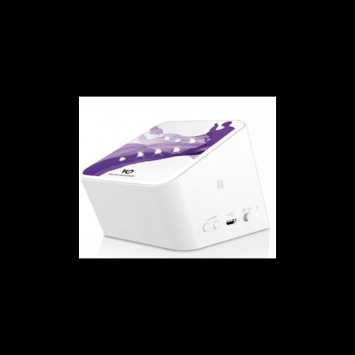 cadeau-entreprise-enceinte-bluetooth-blanche-et-violette