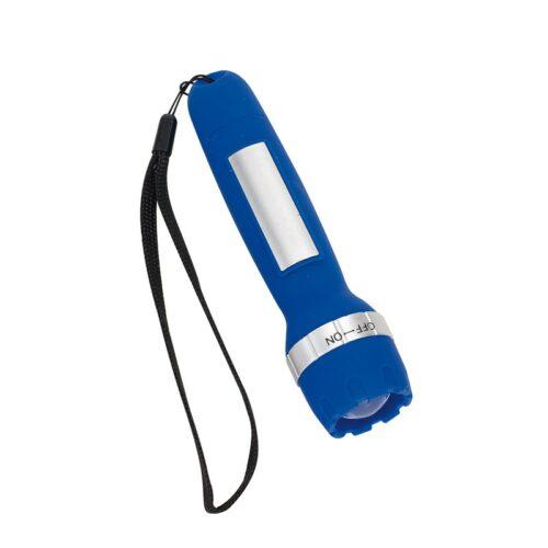 objet-publicitaire-lampe-de-poche-bleue