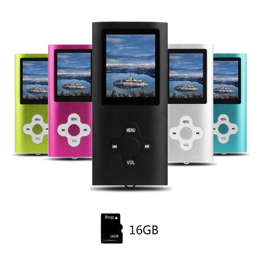 Cadeau client lecteur MP4 numérique