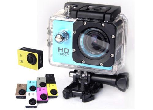 Caméra sport HD couleurs