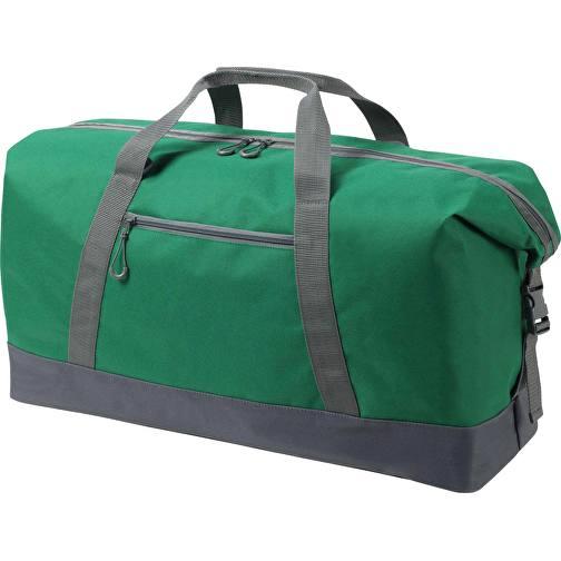 cadeau-affaire-cadeau-entreprise-personnalise-sac-voyage-vert-fonce