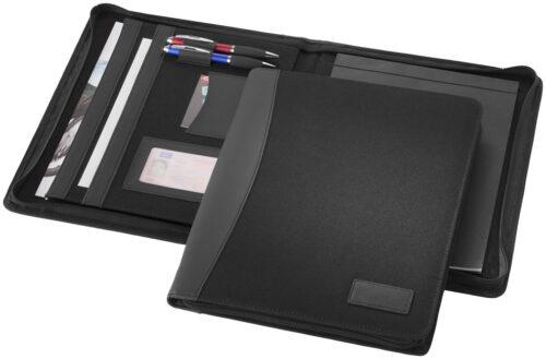 cadeau-logo-entreprise-conferencier-noir-zippe