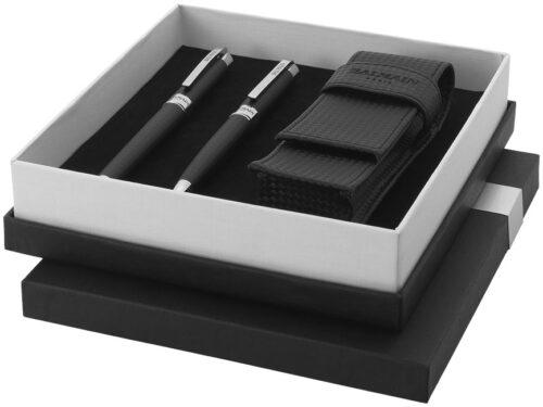 idee-cadeau-ce-parure-stylos-balmain-noir-et-chrome