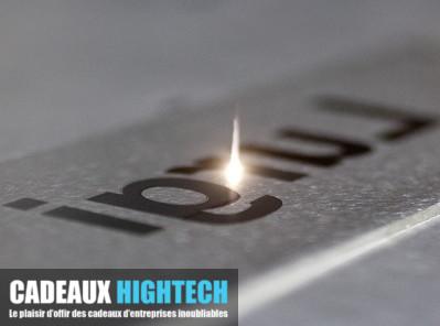 Gravure laser marquage publicitaire cadeau entreprise