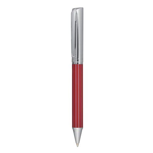 specialiste-du-cadeau-d-entreprise-stylo-bille-metal-et-rouge