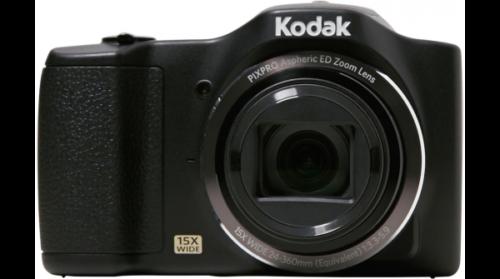 ideecadeaucollegue femme-appareil-photo-kodak-noir