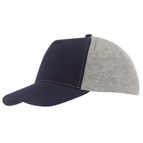 cadeau-ce-casquette-baseball-5-segments-bicolore