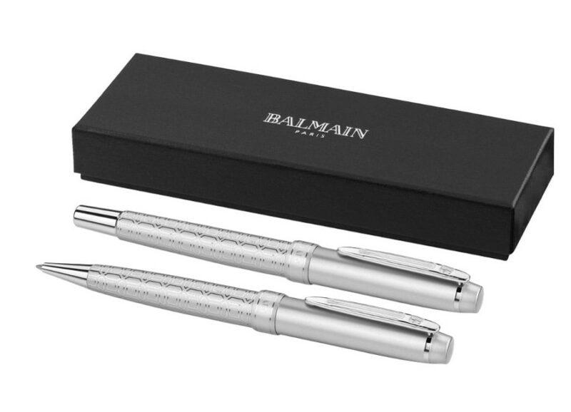 cadeau-clientele-parure-stylo-balmain