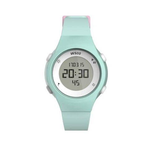 cadeau-collegue-montre-chronometre-vert-pastel