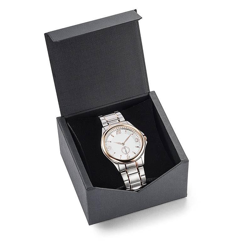cadeau-d-entreprise-haut-de-gamme-montre-bracelet-argent