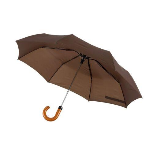 cadeau-d-entreprise-original-parapluie-homme-pliable-design-marron