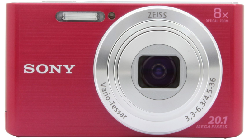 cadeau-entreprise-luxe-appareil-photo-sony-compact-rose