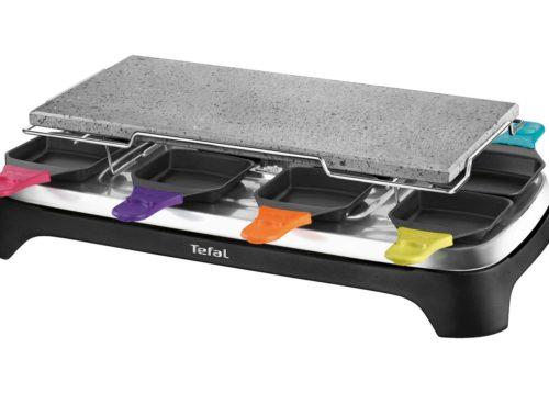 Raclette Tefal plancha multicolore