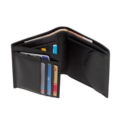 cadeau-entreprise-original-portemonnaie-4-poches-cuir-noir