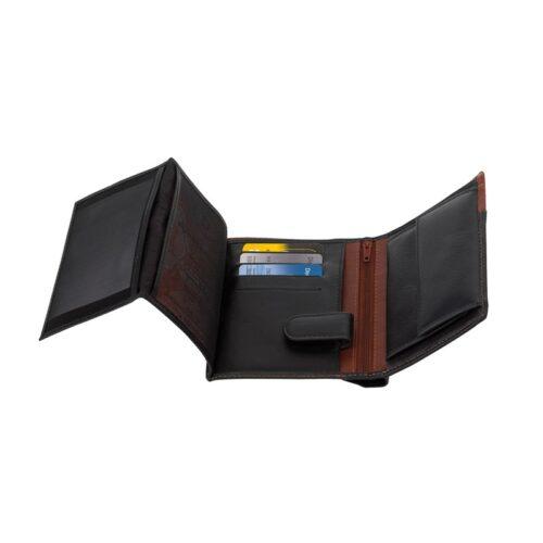 cadeau-entreprise-original-portemonnaie-fermeture-eclair-cuir-noir