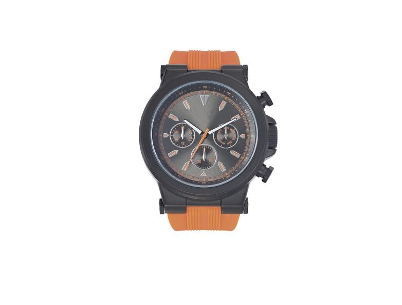 cadeau-entreprise-pas-cher-montre-sport-orange