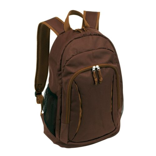 cadeau-entreprise-pas-cher-sac-a-dos-poches-marron