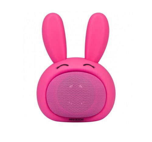 cadeau-personnel-entreprise-enceinte-bluetooth-rabbit-rose