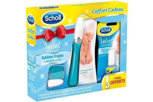 cadeau-personnel-entreprise-set-manucure-scholl-velvet-smooth