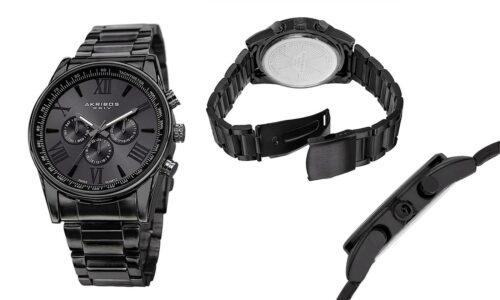 cadeaux-clients-fin-d-annee-pas-cher-montre-homme-full-black
