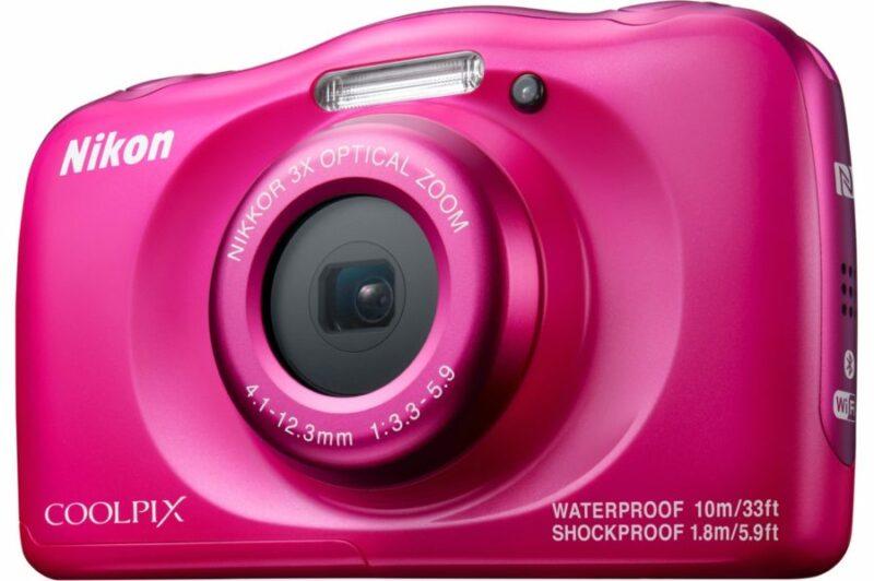 cadeaux-entreprise-fin-d-annee-appareil-photo-nikon-coolpix-rose