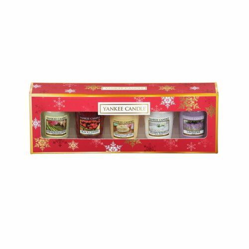 cadeaux-entreprise-fin-d-annee-coffret-yankee-candle-5-photophores
